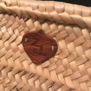 Free People Bags - Z&L Free People Beach Please Large Basket Bag